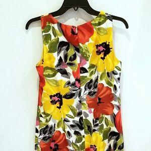 I.N. Studio floral dress